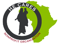 He Cares USA Logo